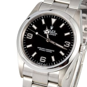 Rolex Explorer 114270 Stainless Steel