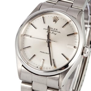Rolex Air King 5500 Steel