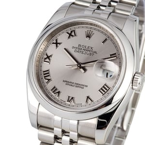 Rolex Datejust Stainless 116200