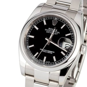 New Model Datejust 116200