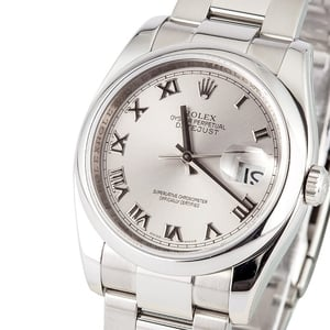 Pre-Owned Rolex Datejust Watch 116200