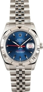 Rolex DateJust 116264 Blue Dial