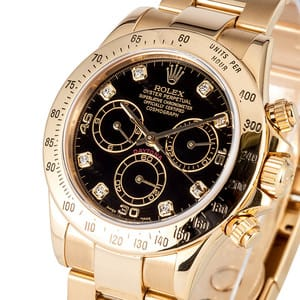 Rolex Daytona Diamond Dial 116528