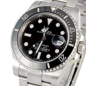 Rolex Black Submariner 116610 Ceramic