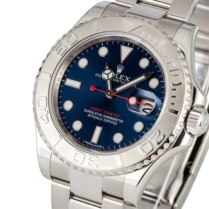 New Model Rolex Yachtmaster 116622 Blue Dial
