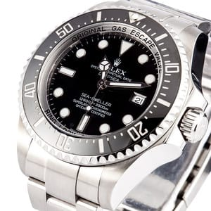 New Model Rolex Sea Dweller Deepsea 116660