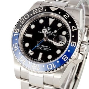 Rolex Batman 116710B Ceramic Bezel