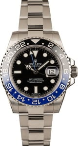 PreOwned Rolex GMT-Master 116710 Ceramic 'Batman'