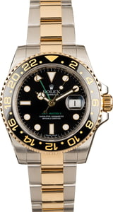 Rolex Two Tone GMT Master II 116713