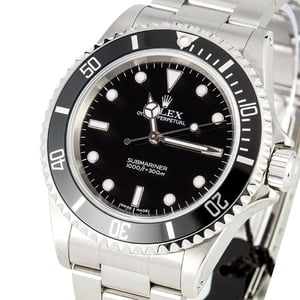 Rolex No Date Submariner 14060M 100% Authentic