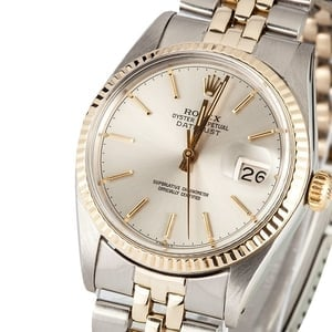 Datejust Rolex 16013 Stainless and Gold x