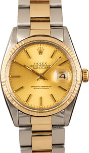 Pre Owned Rolex Datejust 16013 Oyster Bracelet