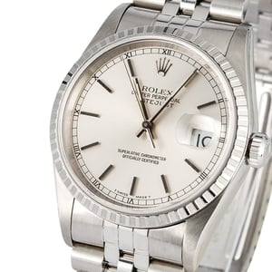 Rolex Datejust 16220 Stainless Steel Jubilee