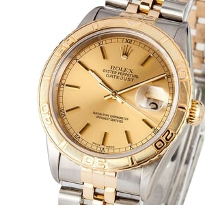 Men's Rolex Datejust Thunderbird 16263