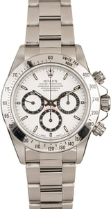 Rolex 16520 Daytona Stainless Steel