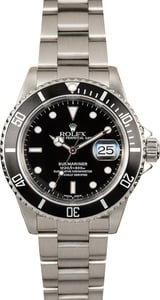 Rolex 16610 Oyster Perpetual Submariner
