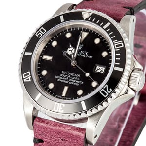 Rolex Men's Sea-Dweller 16660