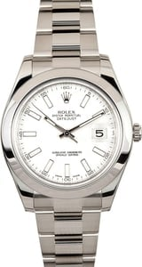 Mens Rolex Datejust II 116300