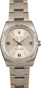 Pre-Owned Rolex Air King 114210