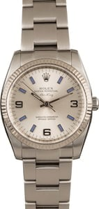 Used Rolex Air-King 114234 Arabic Dial