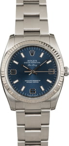 Pre Owned Rolex Air-King Stainless Steel 114234