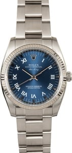 Rolex Air-King 114234 Blue