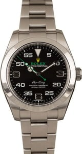 Pre-Owned Rolex 116900 Air-King