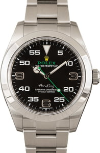 Men's Rolex Air-King 40MM 116900