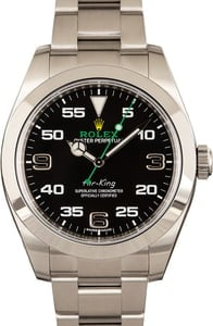Rolex Air-King 116900 100% Genuine