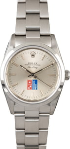 Rolex Air-King 14000 Domino's Logo Dial