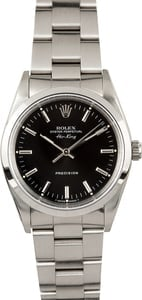 Rolex Air-King 14000 Black