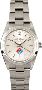 Rolex Air-King 14000 Dominos Pizza