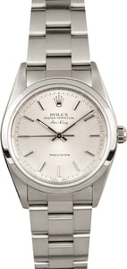 Rolex Air-King 14000 Stainless Steel Watch