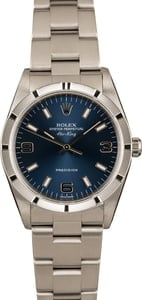 Pre Owned Rolex Air-King 14010 Steel Oyster