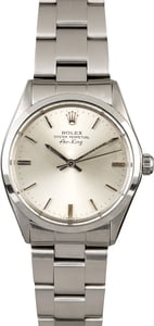 Rolex Air-King 5500 Stainless Steel Oyster Band
