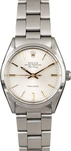 Rolex Air-King 5500 Steel Oyster Bracelet