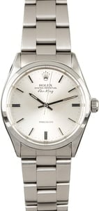 Men's Rolex Air-King 5500 Steel Oyster Bracelet