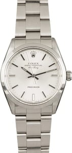 Rolex Air-King 5500 Stainless Steel Oyster Bracelet