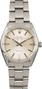 Pre Owned Rolex Air-King 5500