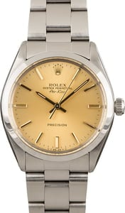 Men's Vintage Rolex Air-King 5500