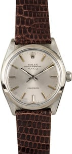 Rolex Air-King 5500 Vintage Certified Pre-Owned