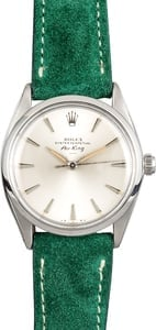 Rolex Air-King 5500 Vintage Watch