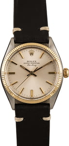 Pre-Owned 34MM Rolex Air-King 5501 t