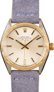 Men's Rolex Air-King 5501 Two-Tone