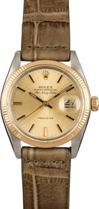 Rolex Air-King Date 5701 Champagne Dial