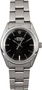 Rolex Air-King Black 5500