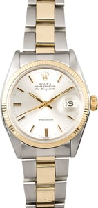 Rolex Air-King Date 5701 Two-Tone