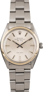 Pre Owned Rolex Air King Oyster 5500