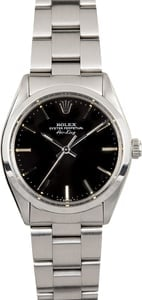 Rolex Air-King Oyster 5500 Black