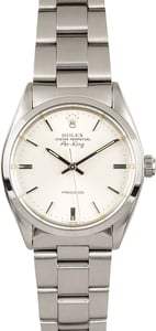 Rolex Air King Oyster 5500 Watch